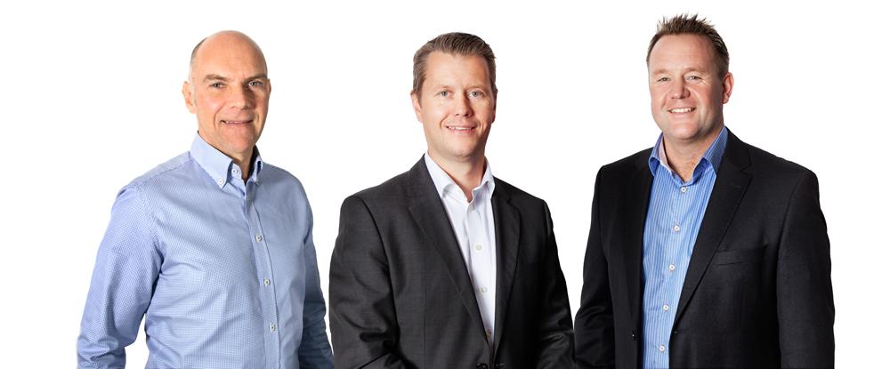 Vi hjälper dig med teknisk support: Ulf Persson, Mikael Törnberg & Mats Gårdestam