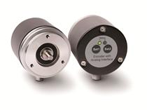 Absolutgivare med 4..20mA resp 0..10V eller potentiometerutgång