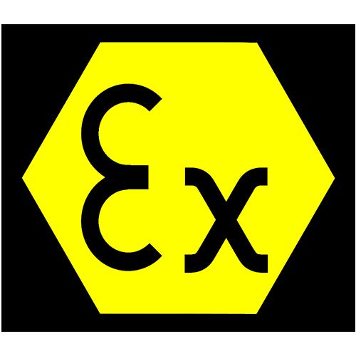 EX-utförande – Absolutgivare för explosionsklassad miljö