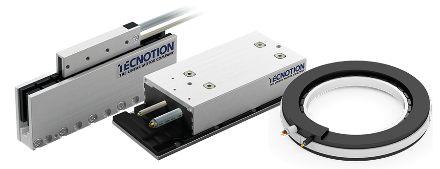 Acumo levererar linjärmotorer från Tecnotion