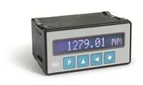 Digitala displayer för pulsgivare/mätskalor