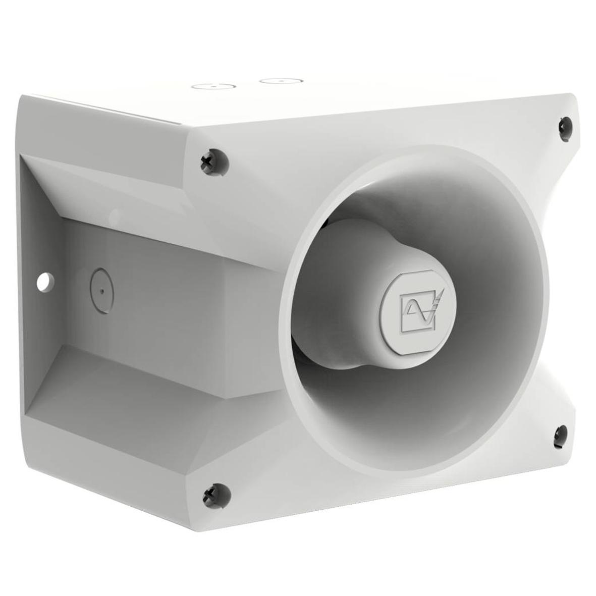 MED-klassad Siren 117 dB