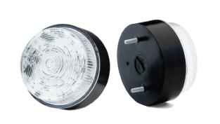 Enkelt LED bixtljus