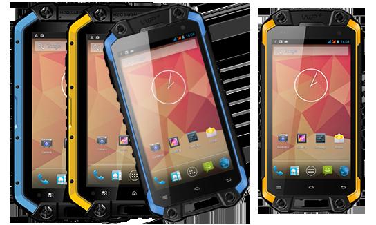 Smartphones & tablets