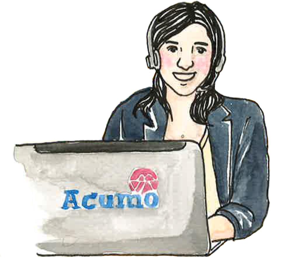 Acumo ger helhetslösningar till era projekt