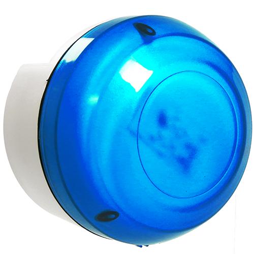 NB100 blixtljus med färgad lins